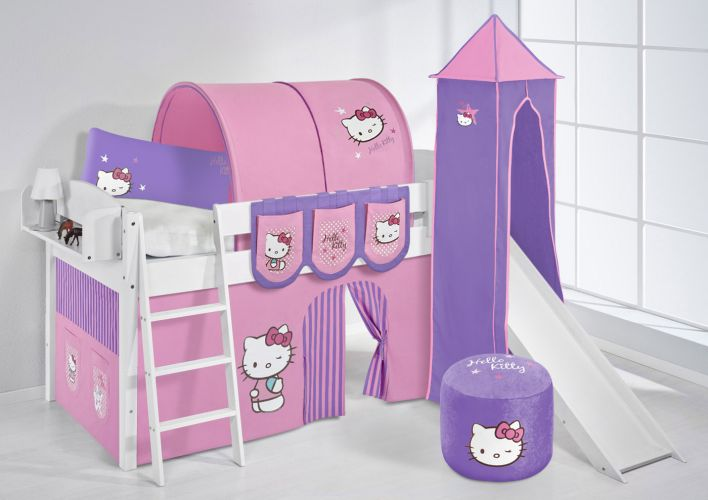 Kinderkamer Hello Kitty : ... , Spiderman en Dora. Daar is nu aan ...