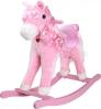 hobbelpaard-roze